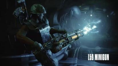 Aliens: Fireteam Elite - Season 1: Phalanx Traileri