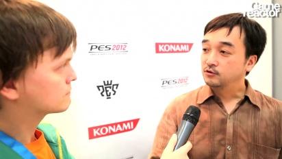 GC 11: PES 2012 -haastattelu