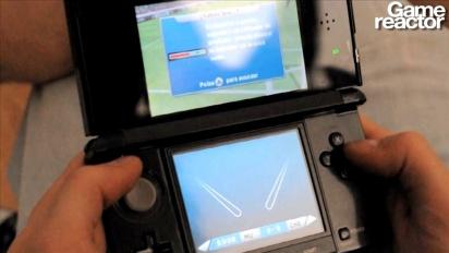 Pelikuvaa: FIFA 12 Nintendo 3DS:llä