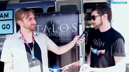 E3 2014: The Talos Principle -haastattelu