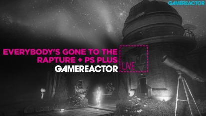 GR Live -uusinta: Everybody's Gone to the Rapture & PS Plus -pelit 12.08.2015