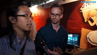 Forgotton Anne - Alfred Nguyen & Michael Godlowski-Maryniak -haastattelu