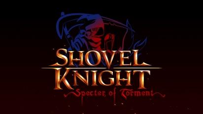 Shovel Knight: Specter of Torment -traileri