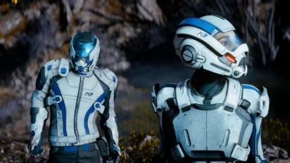 Mass Effect: Andromeda - Game Awards 2016 -pelikuvaa