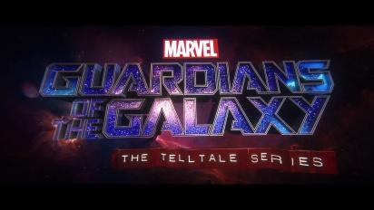 Marvel's Guardians of the Galaxy - The Telltale Series - virallinen kiusoittelutraileri