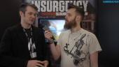 Insurgency: Sandstorm - haastattelussa Andrew Spearin