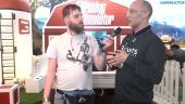 Farming Simulator - haastattelussa Marc Schwegler