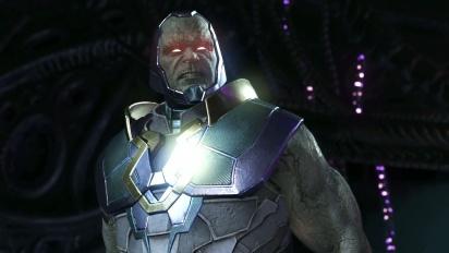 Injustice 2 - esittelyssä Darkseid