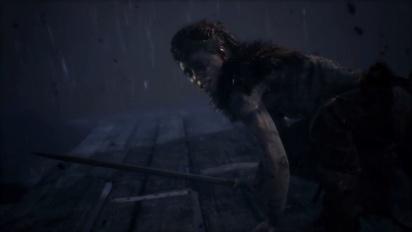 Hellblade: Senua's Sacrifice - Hela -traileri
