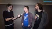 Get Even - haastattelussa Iain Sharkey & Stephen Long