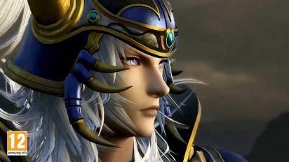 Dissidia Final Fantasy NT - tarinatraileri