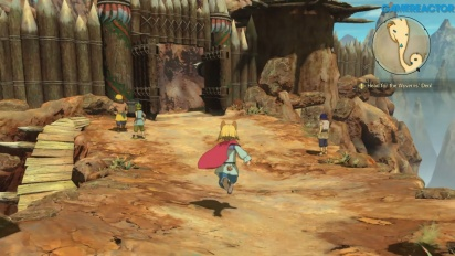 Ni no Kuni II: Revenant Kingdom - One Good Turn Deserves Another -pelikuvaa