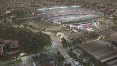 PES 2018 - FC Barcelona liittyy eFootball.Pro eSports -kisaan
