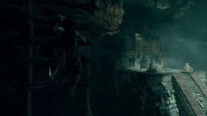 Shadow of the Tomb Raider - Deadly Tombs -traileri