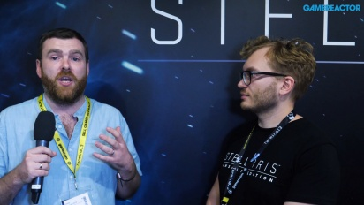 Stellaris Console Edition - Daniel Moregård haastattelussa