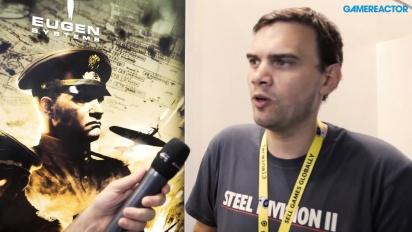 Steel Division 2 - Pierre-Yves Navetat haastattelussa