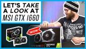 Nopea katsaus - MSI GeForce GTX 1660TI Gaming X