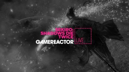GR Liven toinen uusinta: Sekiro: Shadows Die Twice