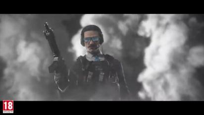 Rainbow Six: Siege - New Operator Warden -traileri