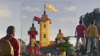 Minecraft Earth - paljastustraileri