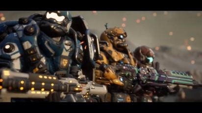 PlanetSide Arena - elokuvallinen traileri