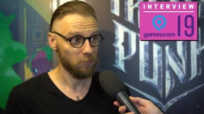 Frostpunk: Console Edition - Patryk Grzeszczuk haastattelussa