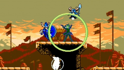 Shovel Knight - Showdown-traileri
