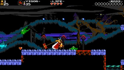 Shovel Knight - King of Cards -traileri