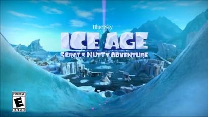 Ice Age Scrat's Nutty Adventure - julkaisutraileri