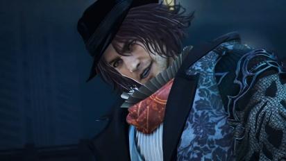 Dissidia Final Fantasy NT - Ardyn Izunia -paljastus (japaniksi)