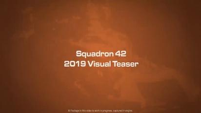 Squadron 42 - 2019 Visual -pätkä