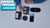 Nopea katsaus - Phone Accessories (Noreve, Nillkin & Tech21)