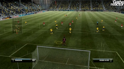 FIFA 12 - Be A Pro Goalkeeper -pelikuvaa