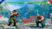 Street Fighter V - Guile Gameplay