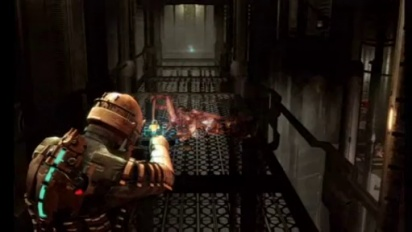 Dead Space - Developer Diary: Scary Moments Trailer