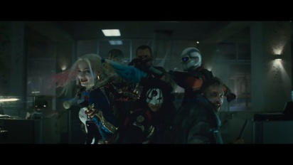Suicide Squad - Comic Con 2016 Soundtrack Remix