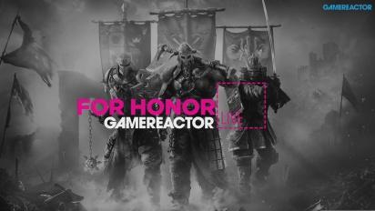 GR Liven uusinta: For Honor