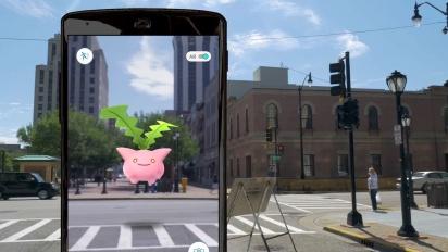 Pokémon Go - Catch 2. Generation Pokémon -traileri