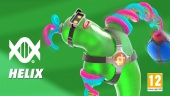 ARMS - Helix-traileri (Nintendo Switch)