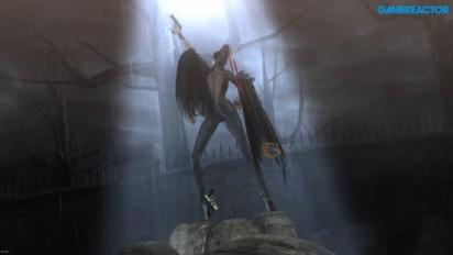 Bayonetta - PC-pelikuvaa