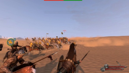 Mount & Blade II: Bannerlord - E3 2017 Horse Archer Sergeant -pelikuvaa