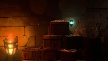 Tyranny: Bastard's Wound - Gamescom - elokuvallinen traileri