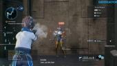 Sword Art Online: Fatal Bullet - pelikuvaa