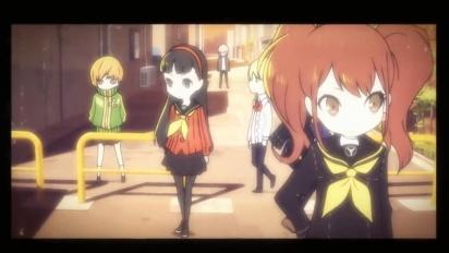 Persona Q2: New Cinema Labyrinth - japanilainen traileri