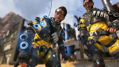 Apex Legends - Gameplay Deep Dive -traileri