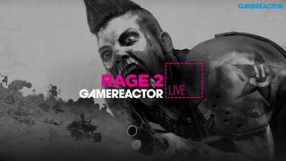 GR Liven uusinta: Rage 2 - Late Game