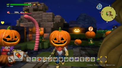 Dragon Quest Builders 2 - Julkaisutraileri