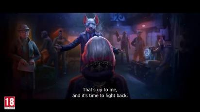 Watch Dogs: Legion - Mina Sidhu | Animated Traileri