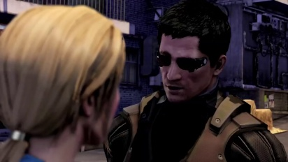 Sleeping Dogs - Square Enix Character Pack: Deus Ex Human Revolution Trailer