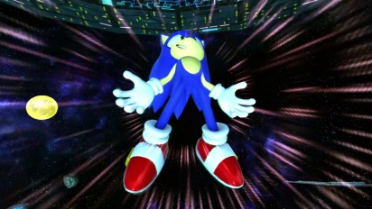 Sonic Generations: Rivals Trailer